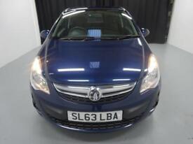 Vauxhall Corsa ENERGY (blue) 2013-11-01