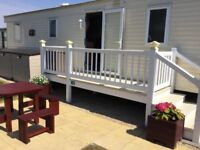 3 bedrooms abi horizon 2014 never rented out haven burnham on sea
