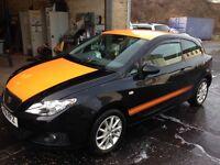 Seat Ibiza 1.2 Tdi. Free road tax