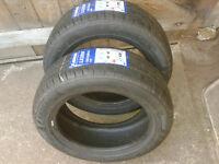 185 55 15 tyres new Landsail LS288 x2