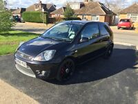 FORD FIESTA ST 500, ST500 SPECIAL EDITION, LEATHER, BLUETOOTH, HEATED SEATS, RARE