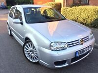 Volkswagen golf R32 Coupe 2004 270bhp remapped MK4 mint condition
