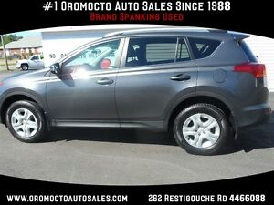 2015 Toyota RAV4 All Wheel Drive, Rear Camera, Heated Seats