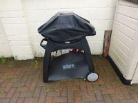 Webber Gas Barbecue