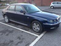 (53) Plate Rover 75 Diesel