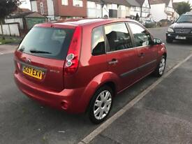 Ford Fiesta Style 2007 Climate auto automatic 1.6 5dr mileage 54k long mot