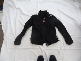 Superdry Double Blacklabel ladies windcheater jacket