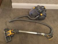 Dyson DC 08 cylinder vacuum cleaner.