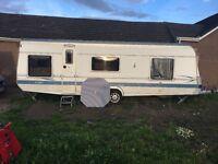 FENDT 24' 5 Berth caravan