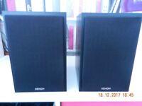 DENON DC F109 Speakers