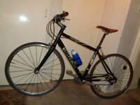 Trek ( alpha 1000 ) aluminium hybrid bike