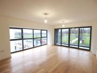 A stunning 3 bedroom 2 bathroom flat looking over Finsbury Park