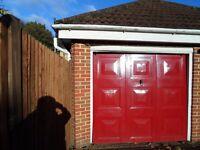 Garage Door Single