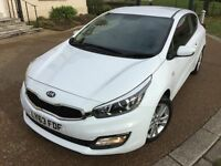 2014 Kia Pro Ceed VR7 1.4 Petrol Low Miles *FSH, HPI CLR, VGC, Good Runner, Bargain Sale Manual