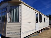 Banbury static caravan