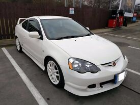 Honda Integra Type R DC5 2003 Championship White JDM Import
