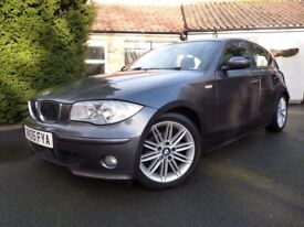 BMW 118D *** M-SPORT ALLOYS / FSH / 11 x STAMPS / MOT NOV 18 / 2 x KEYS / 60MPG ***