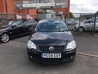 Volkswagen Polo 1.2 Match 5dr FULL SERVICE HISTORY,2 KEYS,