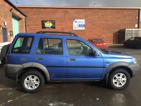 Land Rover Freelander Auto Td4 GS