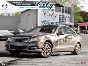 2012 Mercedes-Benz C-Class C 250  4MATIC AWD! LOW LOW KMS! MINT!