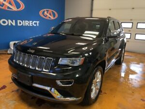 2014 Jeep Grand Cherokee Summit 4X4/ NAVI/ PANO SUNROOF!