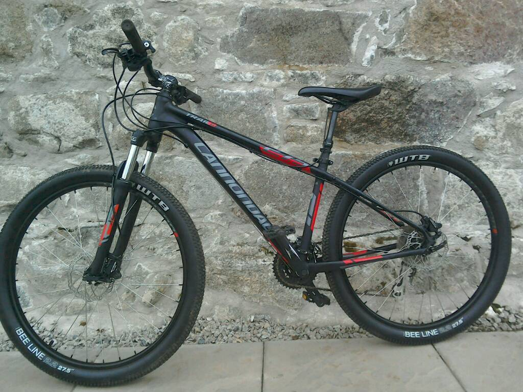 8d78be6c9e6 Cannondale trail 6 mountain bike mtb small 2016 | in Peterculter ...