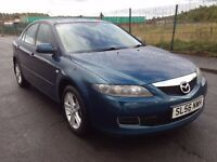 (56) Mazda 6 ts 1.8 , mot - May 2017 , service history , 2 owners , vectra,mondeo,avensis,accord