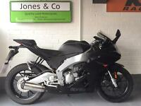 Aprilia RS4 50cc (2016) Red 1401 miles Delivery available,
