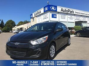 2015 Hyundai Accent GL| Bluetooth| Keyless entry | Cruise Contro