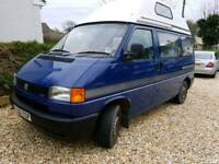 VW T4 campervan 2+2 2.5TDI