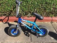 Rocker BMX bike ( never actually ridden)