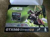 ASUS GeForce GTX560 Graphics card