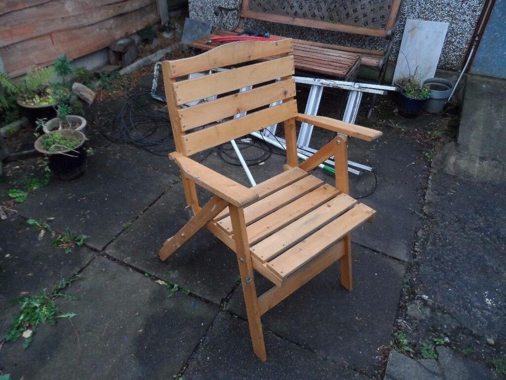 For Sale, 2 folding garden chairs