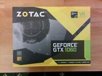 Zotac Nvidia GTX 1060 Mini Gaming 6GB