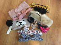 A Bundle of Hair Accessories