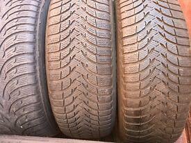 Toyota Verso tyres
