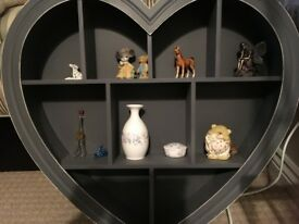 Heart Shaped Shadow Box