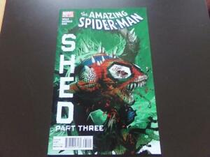 THE AMAZING SPIDER-MAN PART 3 #632 JULY 2010 14$