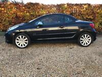 Peugeot 207 ELLE CC 1598cc 2009. 50k FSH