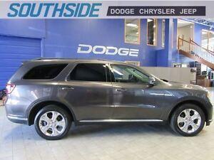 2015 Dodge Durango LIMITED 4X4 w/HEMI/BLIND SPOT GPS