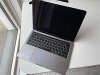 macbook pro (13-inch, 2019, four thunderbolt 3 ports) 2.4 ghz quad-core intel core i5