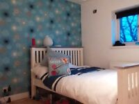 Large modern double room with all bills included