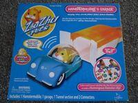 Zhu Zhu Pets Hamstermobile & Garage Playset - BRAND NEW IN BOX