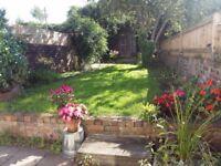 1 bedroom garden flat sublet