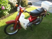 WANTED HONDA C50/70/90 PLACS Z50R MONKEY BIKE DAX CHALLY ALL INTERESTING MOTORCYCLES TOP CASH PAID