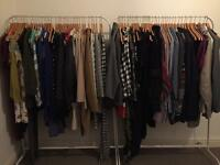 Wardrobe Clear Out! Men's and Women's Clothes / Accessories