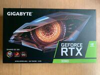 NEW Gigabyte RTX 3060 Gaming OC 12GB