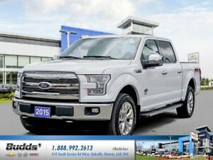 2015 Ford F-150 King Ranch SAFETY AND RECONDITIONED
