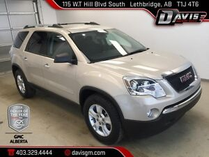 Used 2012 GMC Acadia FWD SLE1-REMOTE START, MP3 COMPATIBLE