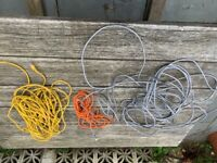 Ethernet Cable used job lot MUST SELL